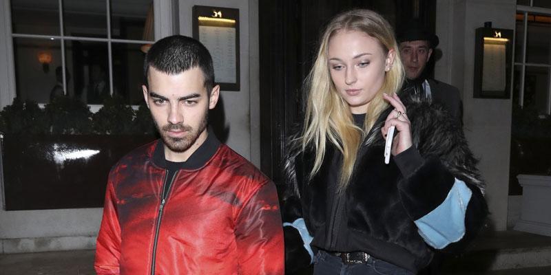 Sophie Turner Career Engagement Joe Jonas PP