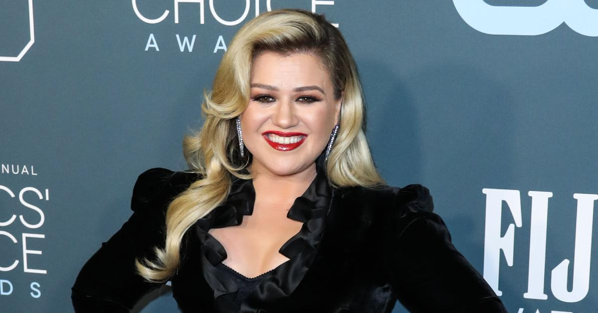 kelly clarkson american idol mean celebrities talk show