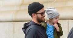 Justin Timberlake Son Silas Pics