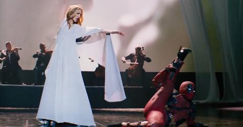 celine dion sings deadpool 2 theme song video pp