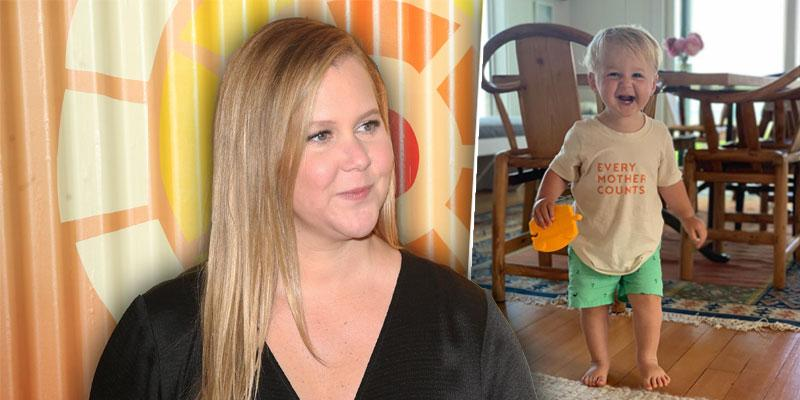 Amy Schumer Decided Can't Pregnant Gene David