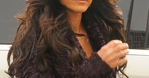 Teresa Giudice and Joe Giudice arrive at Federal Court in Newark reportedly to plead guilty