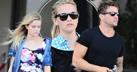 Reese witherspoon ryan phillippe daughter ava