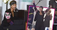 alicia keys performing live nbc today show