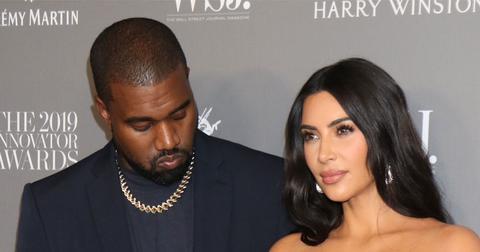 Kim Kardashian Shares Sexy Photo After Promising Kanye She'll Tone It Down