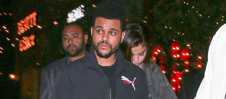 Selena Gomez Weeknd Date