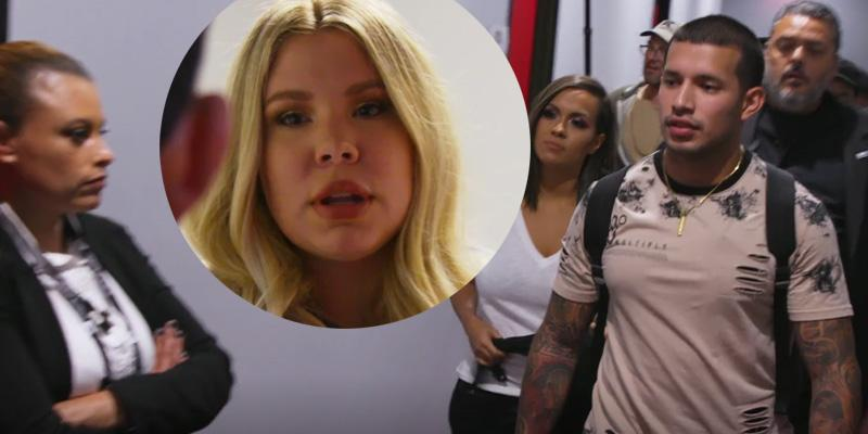 Teen mom 2 reunion fight details kailyn briana brittany