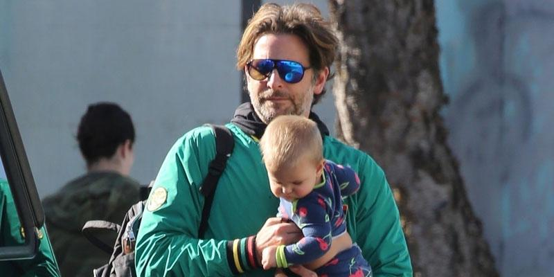 Bradley cooper daughter lea de seine