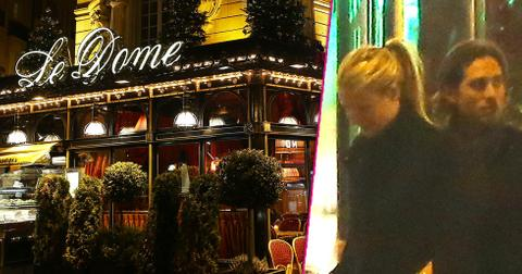 Gwyneth paltrow brad falnuchuk date night