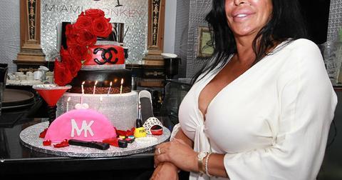 Big Ang Birthday Party Photos