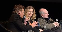 Scarface moderator booed for asking michelle pfeiffer about her weight