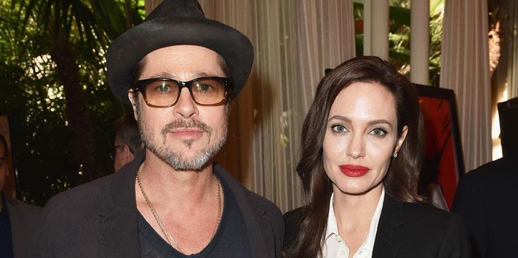 brad pitt pleading angelina jolie kids christmas long
