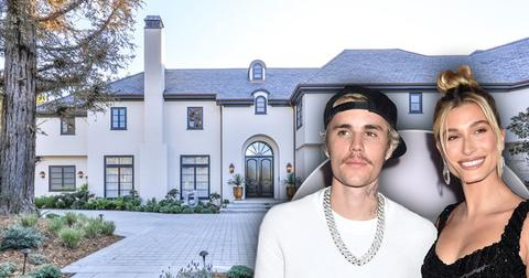 Inside Justin and Hailey Bieber's New Beverly Hills Mansion