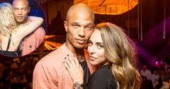 Jeremy Meeks Parties With Girlfriend Chloe Green at a Nightclub in Germany