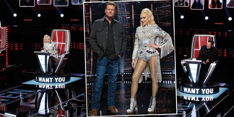 Blake Shelton & Gwen Stefani Feel 'Pressured' To Get Engaged On 'The Voice'