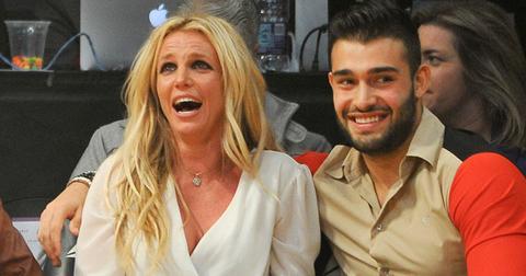 Britney spears date night