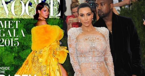 Kim kardashian vogue snub