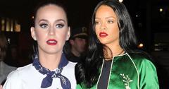 Rihanna Katy Perry Feud Friendship
