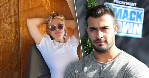 Britney Spears' BF Sam Asghari Is Hot AF: See His Sexiest Photos