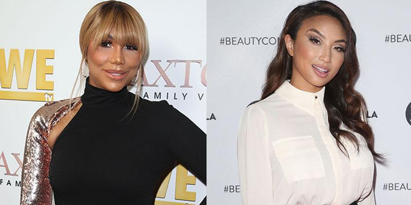 Tamar Braxton Roasts Jeannie Mai Dating Black Men Comments