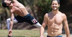 Dwts valentin chmerkovskiy shirtless workout 04