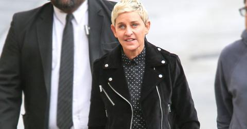 Ellen Degeneres Underpay Staff