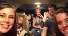 Duggar family sends girls to sewing camp no boys hero