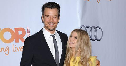 Josh duhamel opens up co parenting with fergie main