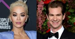 Rita Ora Andrew Garfield