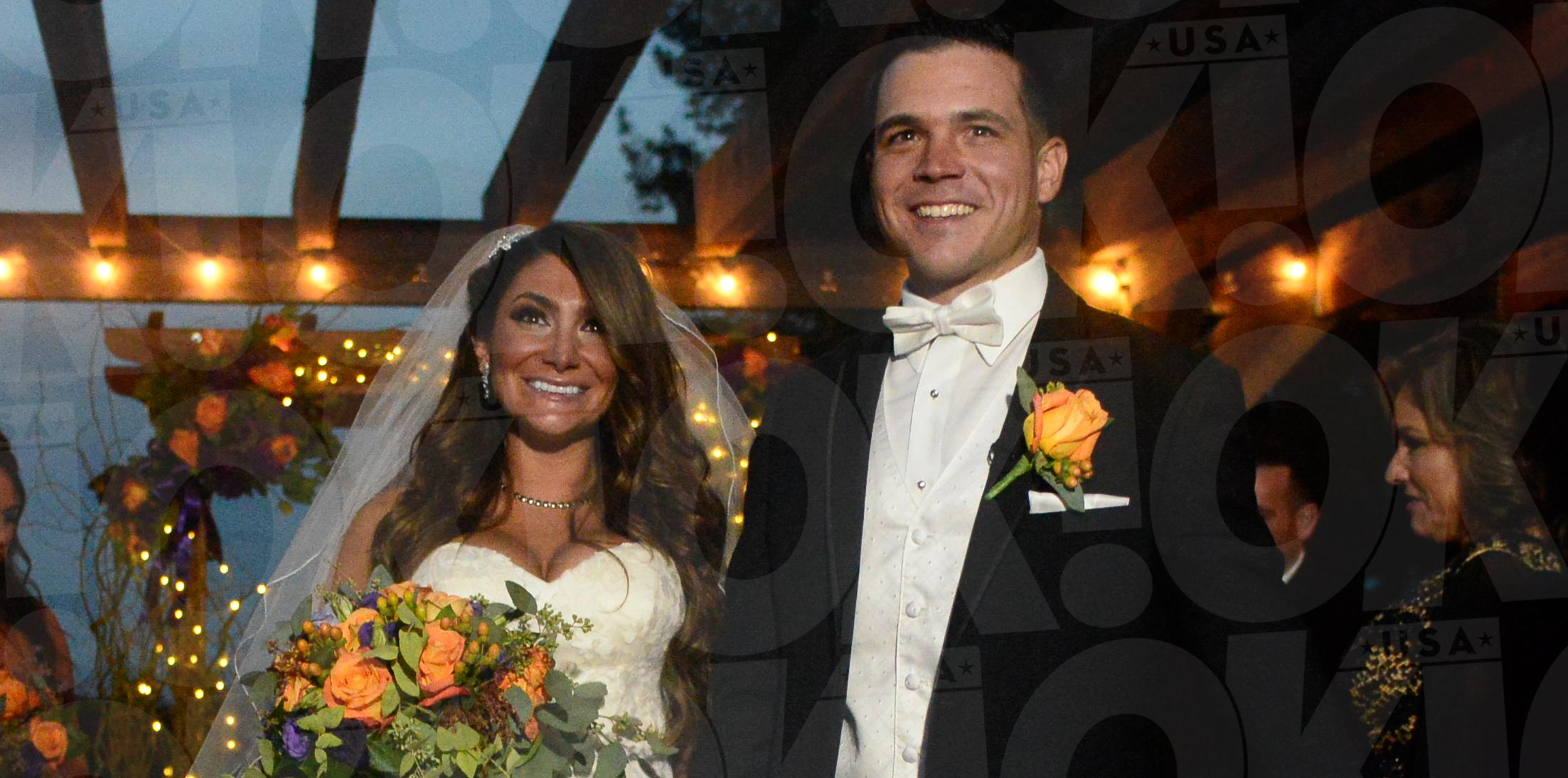 deena cortese wedding chris buckner pics pp
