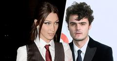 //bella hadid is dating jack nicholson grandson duke pf