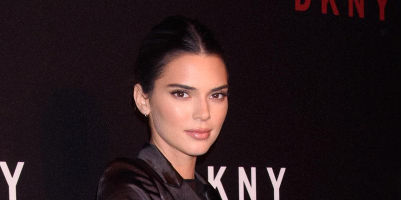 Kendall Jenner Poses Topless For 'Garage' Magazine