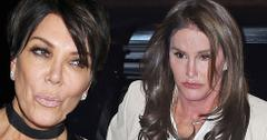 Caitlyn Jenner Out For Dinner In NYC