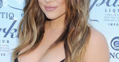 Khloe Kardashian celebrates the launch of HPNOTIQ Sparkle at Mr. C Beverly Hills.
