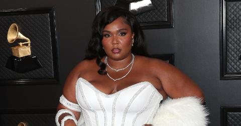 //lizzo shares racy intagram pic pp