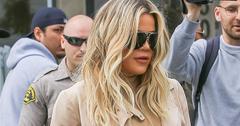 Khloe kardashian losing baby weight