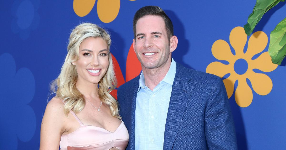 'A Lavish Reception, Boat Ride' And More: Insider Shares Details On Tarek El Moussa And Heather Rae Young's Wedding