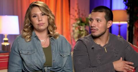 Kailyn lowry javi marroquin marriage boot camp previous h