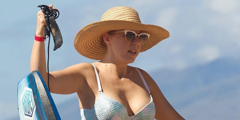 Jodie sweetin bikini hawaii pics