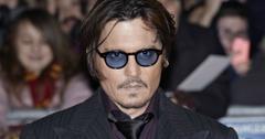 Johnny Depp Mortdecai Premiere
