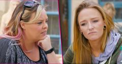 maci bookout tells catelynn lowell miscarriage video pp