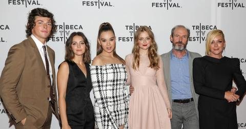 The cast of the new series Dickinson