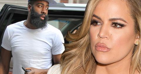 Khloe kardashian confronts james harden cheating rumors