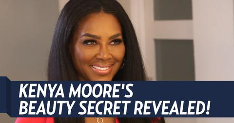 Kenya Moore Beauty Secret