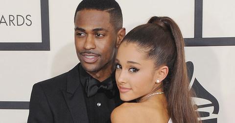 Ariana Grande Big Sean Hang Out PP