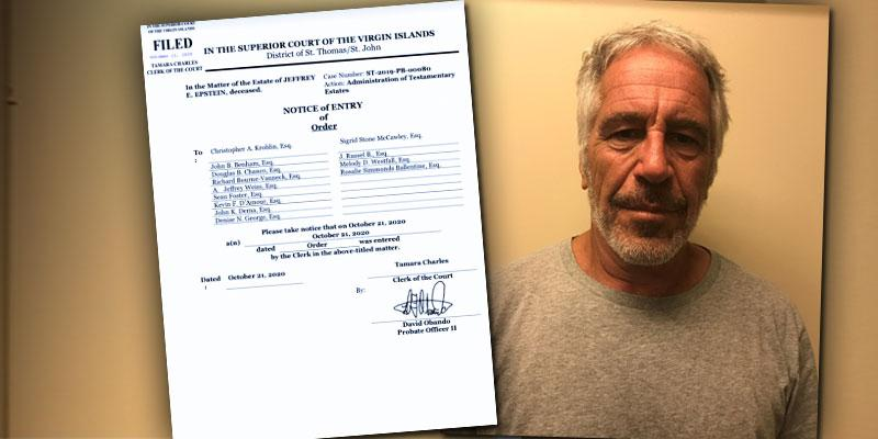 Jeffrey Epstein estate settles with dozens of women after launching $25M victim fun