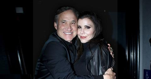 Heather Dubrow and Husband Terry Dubrow