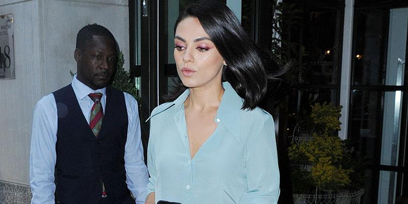 Mila kunis calm after recalling near fatal honeymoon main