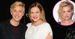 Ellen DeGeneres Drew Barrymore Bond Worries Portia De Rossi Long