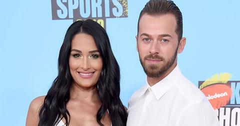 Nikki Bella And Artem Chigvintsev Official Boyfriend Girlfriend